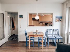 Wohnzimmer - Ferientraum Borkum